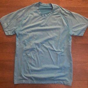 Lululemon men's workout shirt